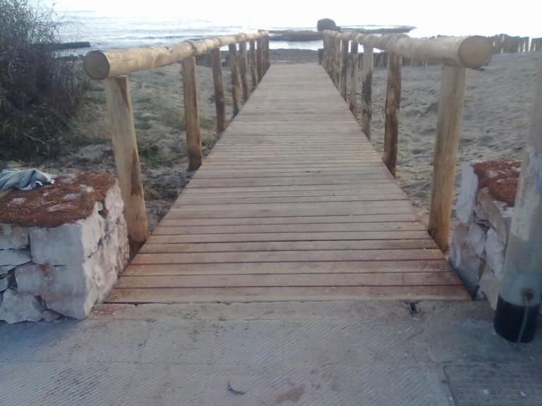 Lavori di riqualificazione e valorizzazione del patrimonio ambientale dell' area del fiume Chidro e del canale di San Nicola